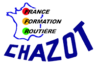 Logo FRANCE FORMATION ROUTIÈRE CHAZOT